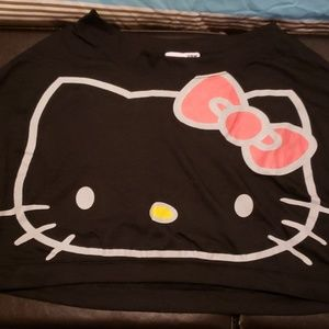 Tops - Hello kitty shirt